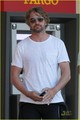 Gerard Butler: ATM Stop After Surfing! - gerard-butler photo