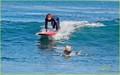 Gerard Butler: ATM Stop After Surfing!