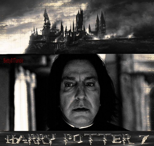HP7 pic of snape