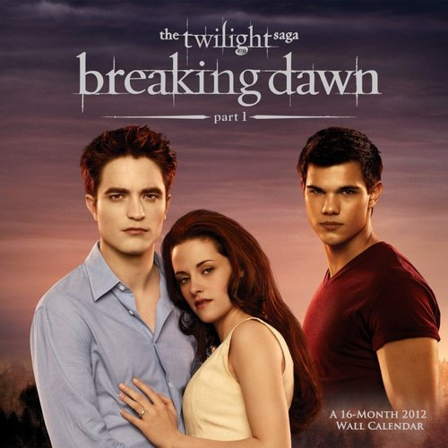 HQ Breaking Dawn calendar cover