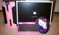 Hello Kitty computer