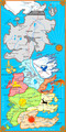 Houses - game-of-thrones photo