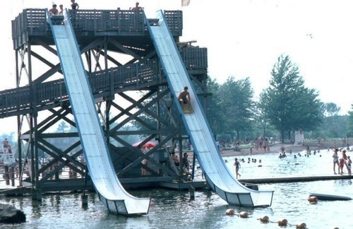 Hydro Force (defunct) from Darien Lake