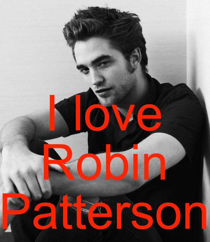 I love Robin Patterson