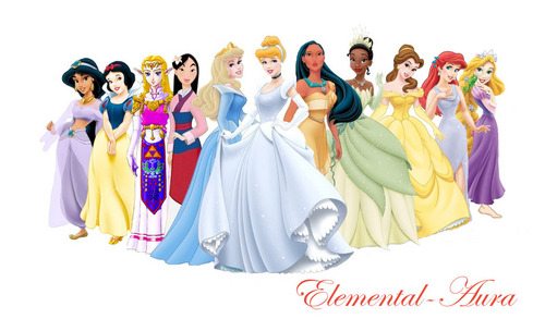 If Zelda belonged to Disney