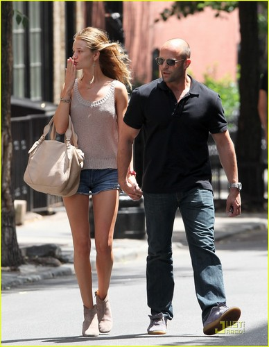 Jason Statham: Manhattan Mates!