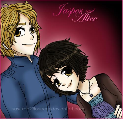Jasper & Alice Fanart