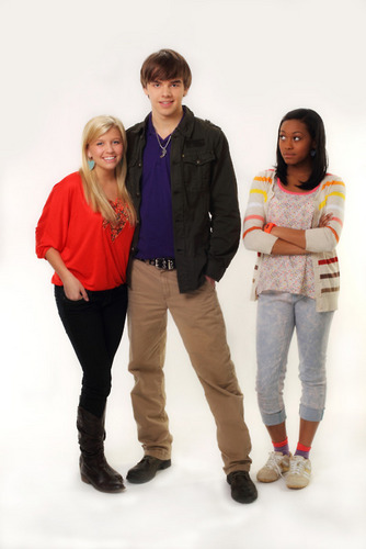 Jenna,K.C. and Marisol