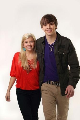Jenna and K.C.