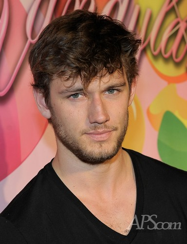 Alex Pettyfer wallpaper probably with a portrait entitled Karma Foundation's 6th Annual Kandyland Event At The Playboy Mansion