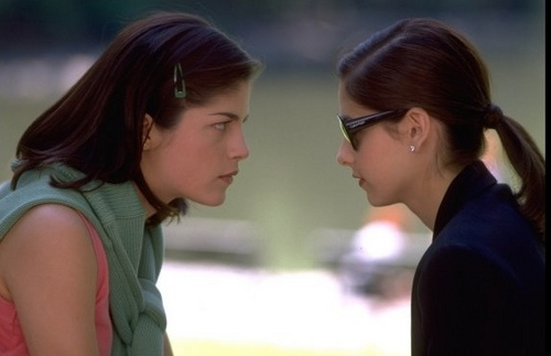 Kathryn & Cecile (Cruel Intentions)