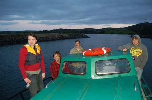 Keith new boat - keith-harkin Photo