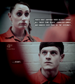 Kelly and Simon - misfits-e4 fan art