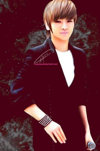 Key (SHINee) xp