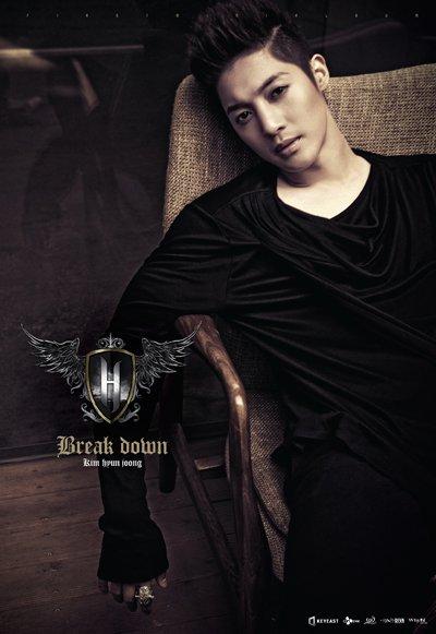 kim hyun joong breakdown