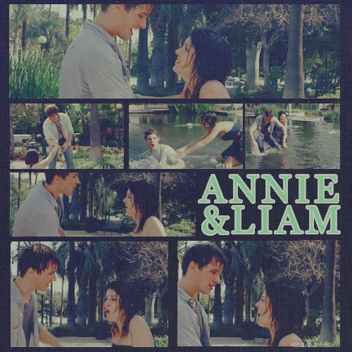 Liam And Annie Fan Art (23203402)