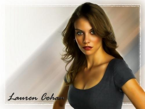 Lauren Cohan:)