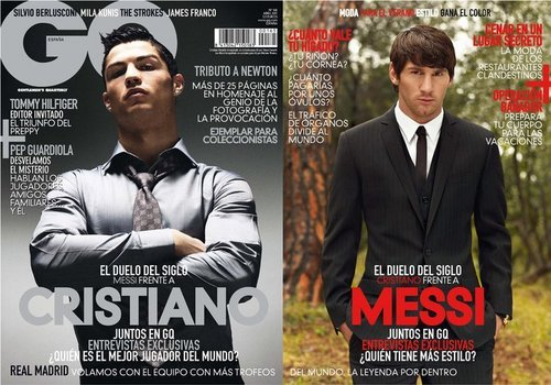 Leo Messi Photoshoot