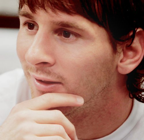 Leo Messi Photoshoot