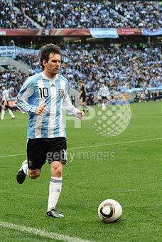 Leo Messi!