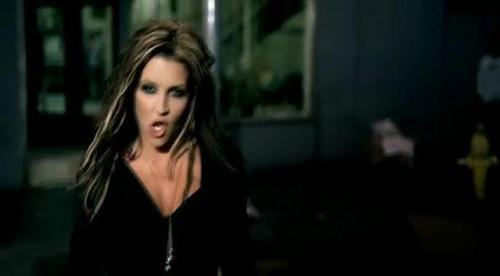 lisa marie presley wallpaper containing a portrait called Lisa