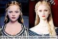 Look Alike: Katrina & Johanna - tim-burton fan art