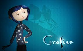 Look at this wallpaper is you think Coraline rocks!!