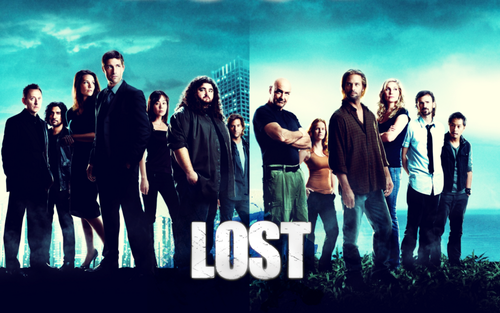 lost fondo de pantalla with a business suit titled lost Season 5