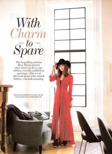Lucky Magazine - July 2011