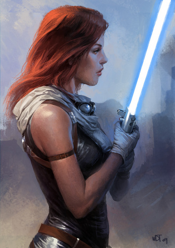 Mara Jade Skywalker wallpaper entitled Mara