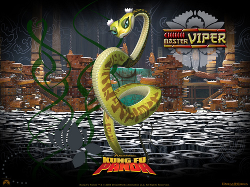 Master ular berbisa, viper