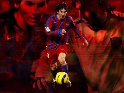 Messi por DeViL