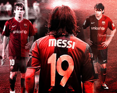 Messi By DeViL