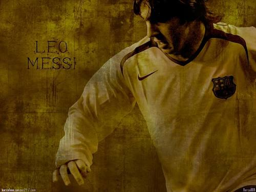 FC Barcelona wallpaper called Messi The Crazy Man