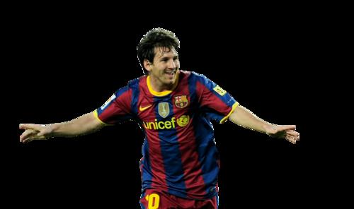Messi The Crazy Man