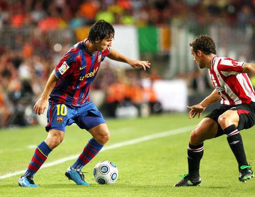 Messi....