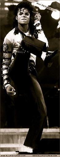 Michael ~ Bad tour