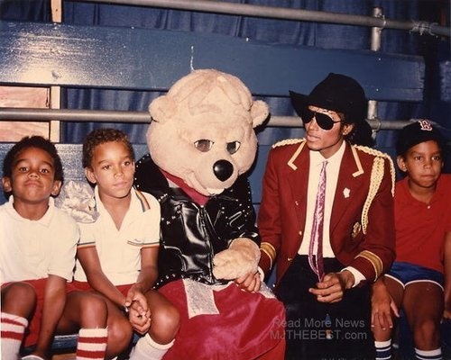 Michael Jackson & 3T
