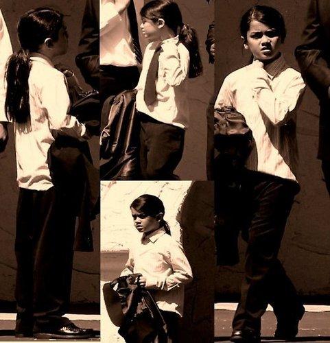 Michael Jackson's son