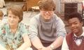 Michael, Todd Bridges, & John Richard Petersen