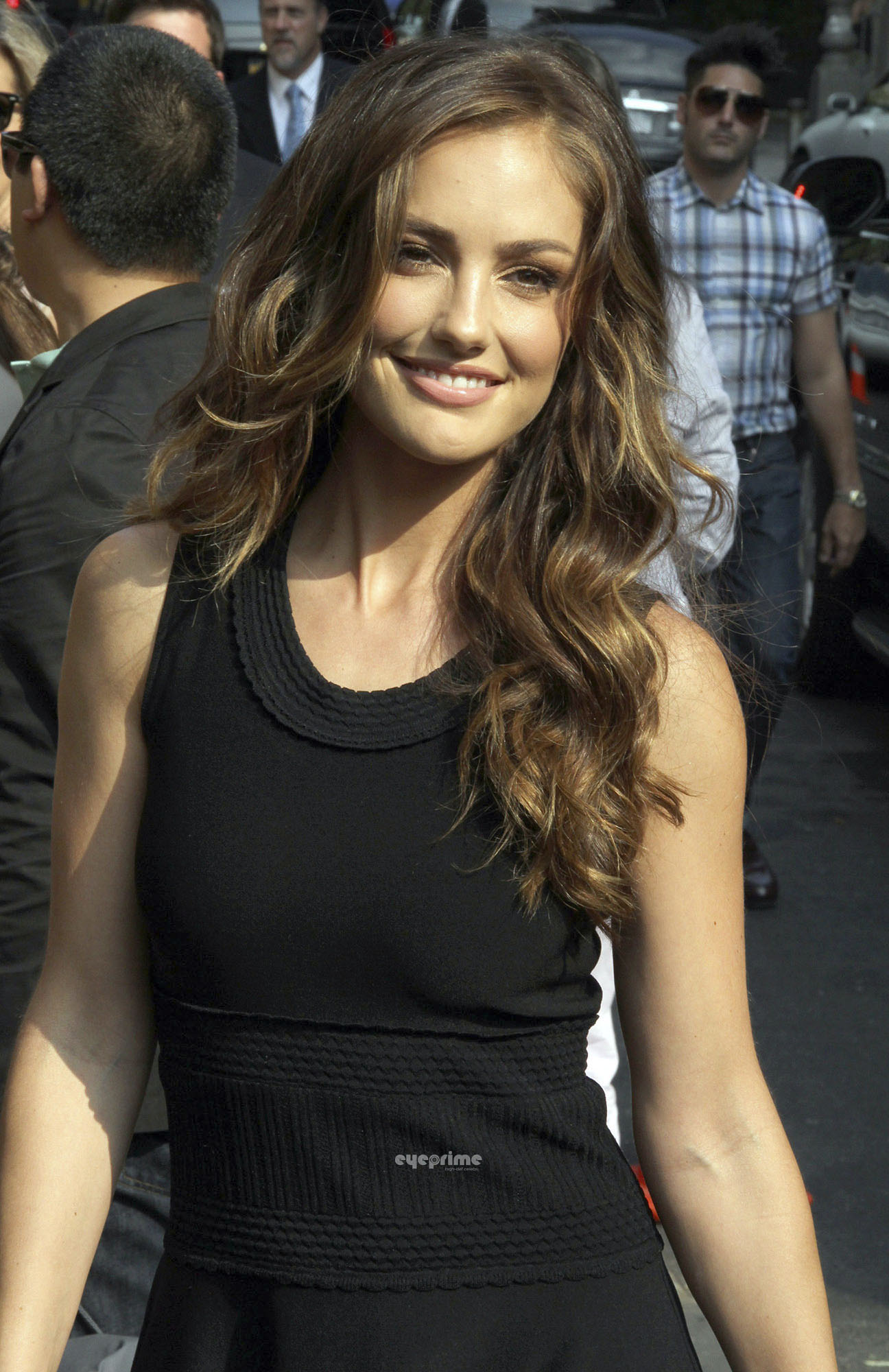 Minka Kelly: 2012 Salvatore Ferragamo Women's Resort Collection in NY, June 28