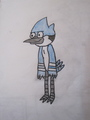 Mordecai - regular-show fan art