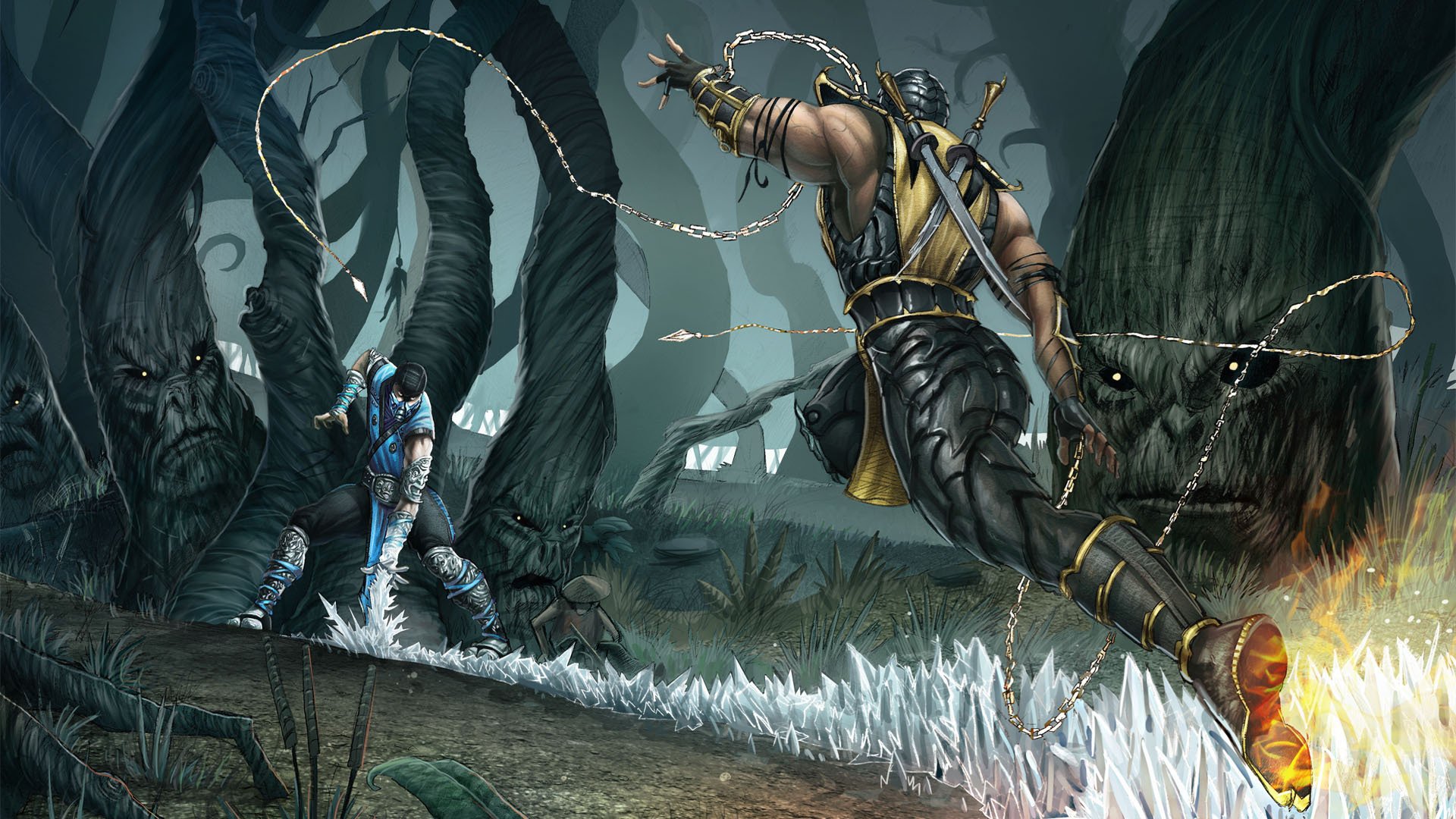 Mortal Kombat Images Mortal Kombat Hd Wallpaper And Background