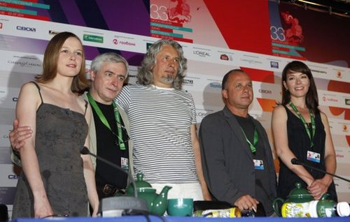 Moscow international film festival, June 26 2011