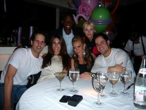 Mr. and Mrs. Mike Comrie