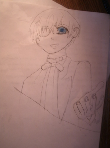 My 2ct Drawing of CIEL
