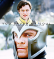 My soul - ErikxCharles - x-men-the-movie photo