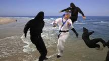 Ninja Takedown