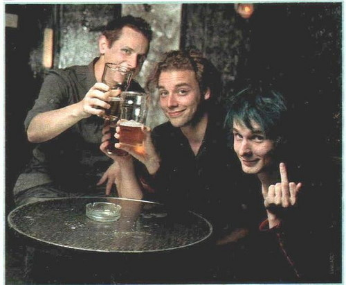 Old Muse Drunk