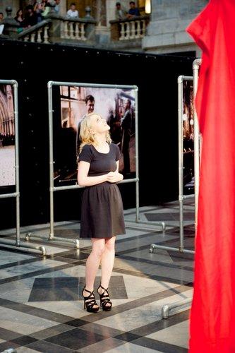 Opening fotografia exhibitions in Antwerp,29 June 2011